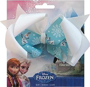 Simplicity 570500001 Disney Frozen Olaf Ribbon Bow