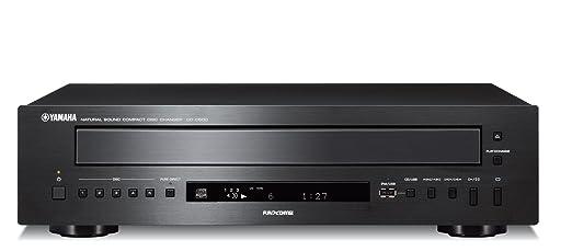 3 opinioni per Yamaha CD-C600 Caricatore per 5 CD, colore black