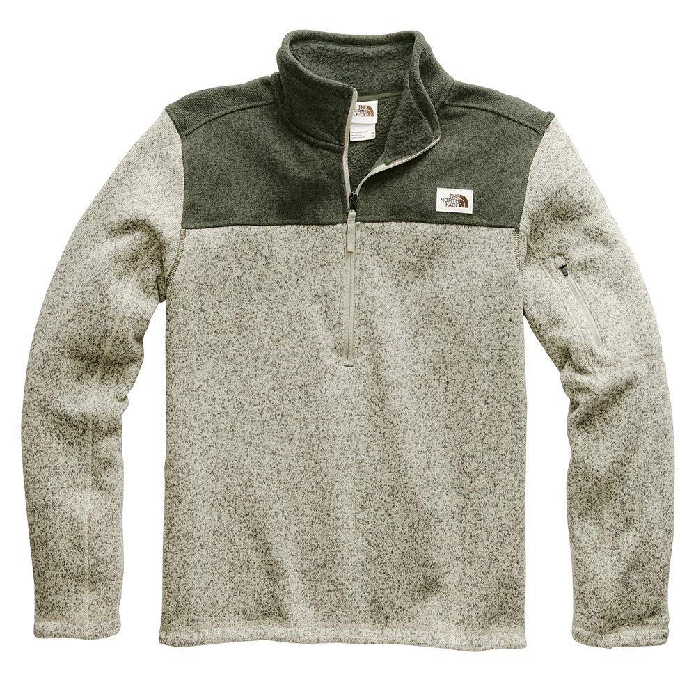 The North Face Mens Gordon Lyons Quarter Zip Pullover