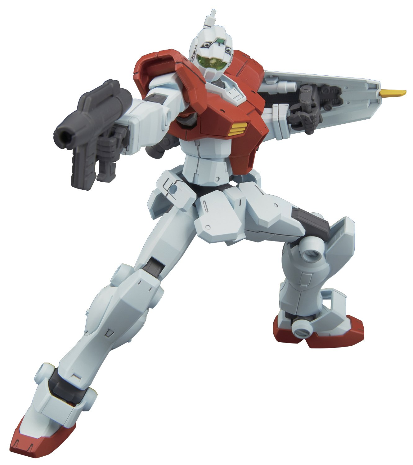 Bandai Hobby Hgbf 1/144 GM Build Fighters Model Kit Figure