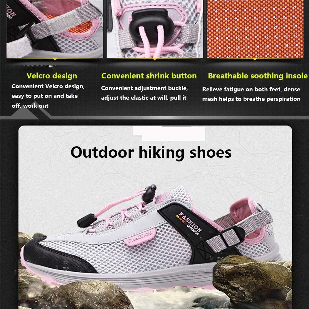 KANGLE Männer und Frauen Paare Outdoor-Schuhe Sport und Freizeit Sneake Sneake Sneake Running schuhe Stiefel Wasser & Trail Schuhe b35428