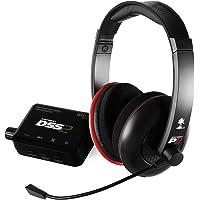 Headset com fio Turtle Beach Ear Force Dp11 - Ps3, Ps4, Pc e Mac