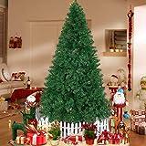 U-miss 7.5ft Eco-Friendly Aspen Fir Christmas Tree