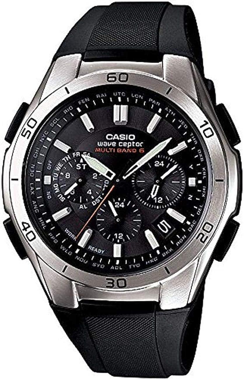 Amazon.com  CASIO Wave Ceptor MULTIBAND 6 WVQ-M410-1AJF Analog Wrist Watch  (Japan Import)  Watches ebff4b2dd4