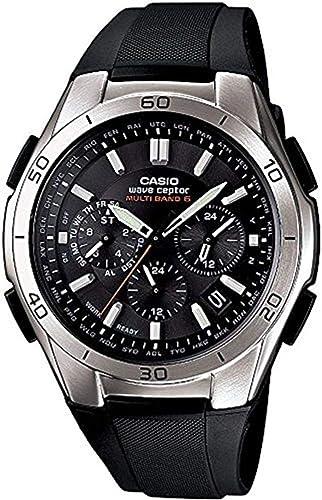 Casio Wave Ceptor WVQ-M410-1AJF - Reloj (Reloj de Pulsera, Masculino