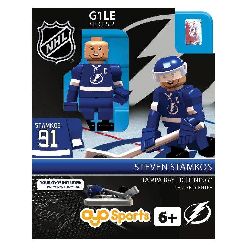 info for 4cfa4 f8faa new OYO Sports Tampa Bay Lightning NHL Mini Figures - Home ...