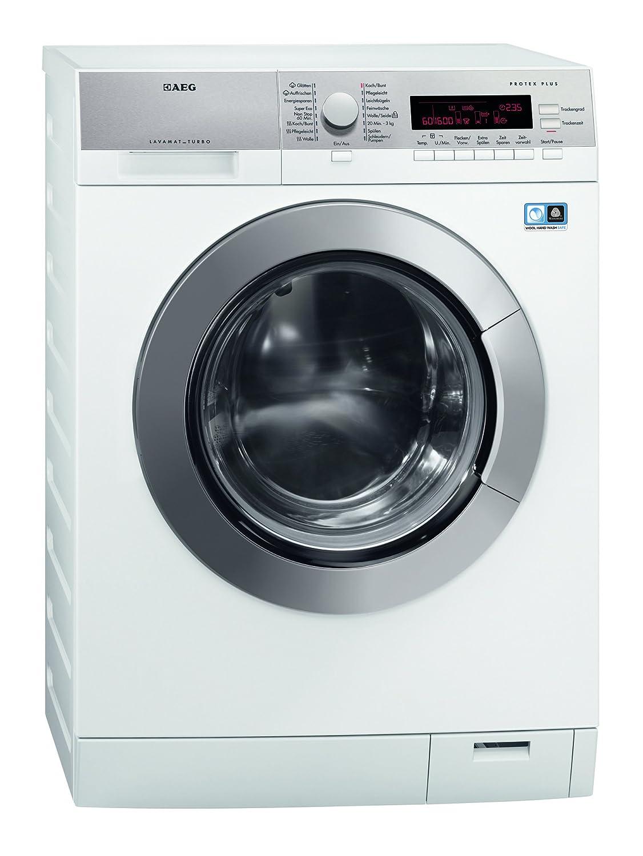 AEG L87695WD lavadora - Lavadora-secadora (Frente, Independiente ...
