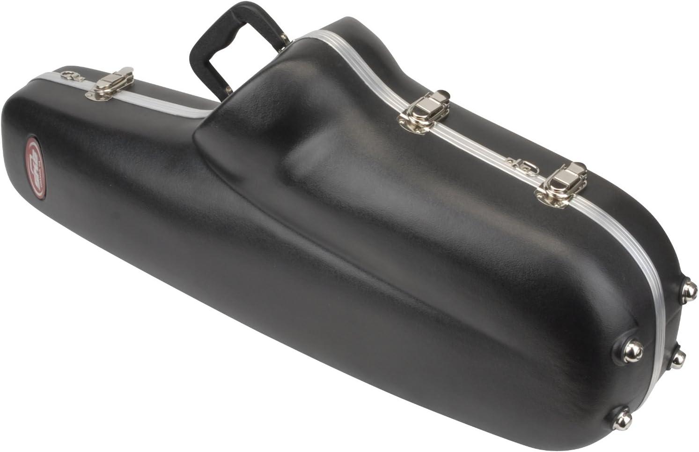 SKB 1SKB-150 - Maleta contorneada para saxo tenor: Amazon.es: Instrumentos musicales