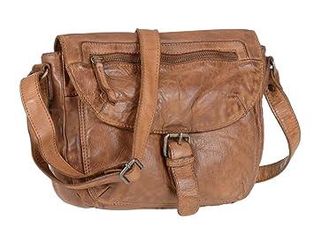 Bear Design Handtasche Damen Tasche Leder Schultertasche Shopper