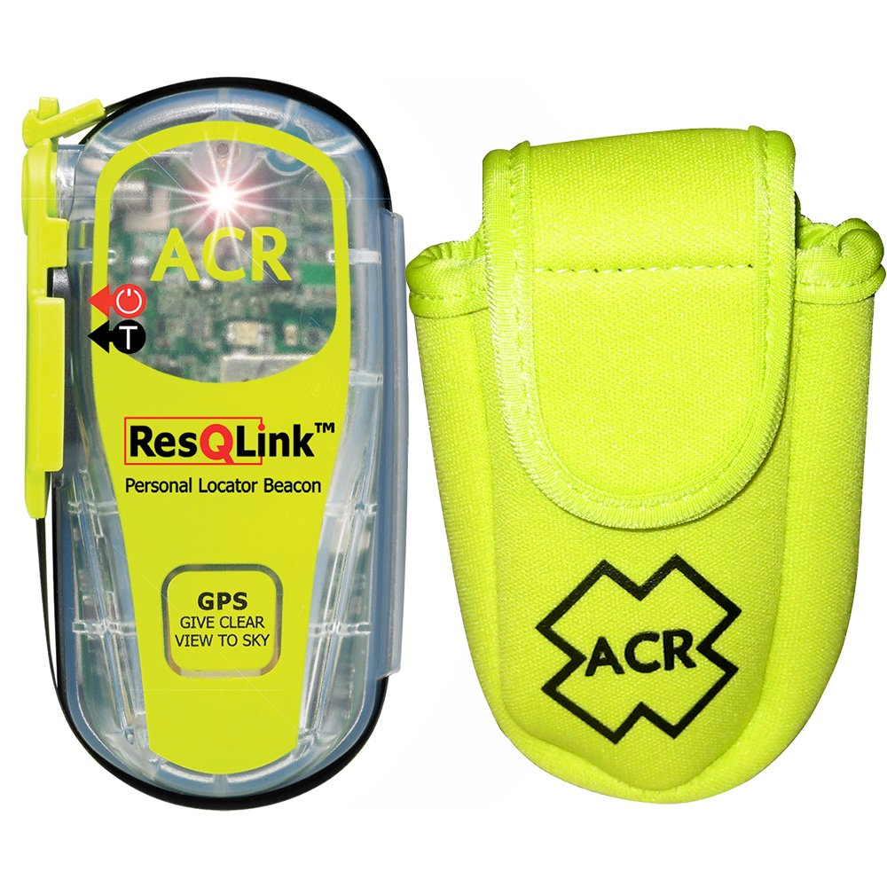ACR PLB RESCUE KIT INCLUDES 2880 PLB AND 9521 FLOATING