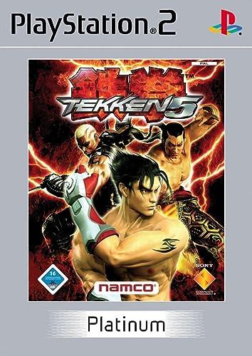 Tekken 5 [Importación alemana]: Amazon.es: Videojuegos