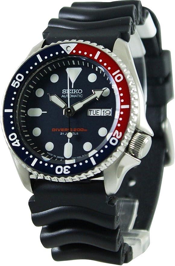 [セイコー]SEIKO 腕時計 AUTOMATIC DIVER'S オートマチック ダイバー SKX009J1 メンズ [逆輸入]