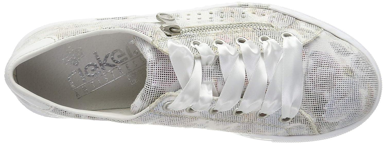 | Rieker Women's N49c4 91 Low Top Sneakers