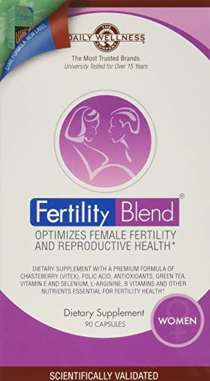 Fertility Supplements for Women