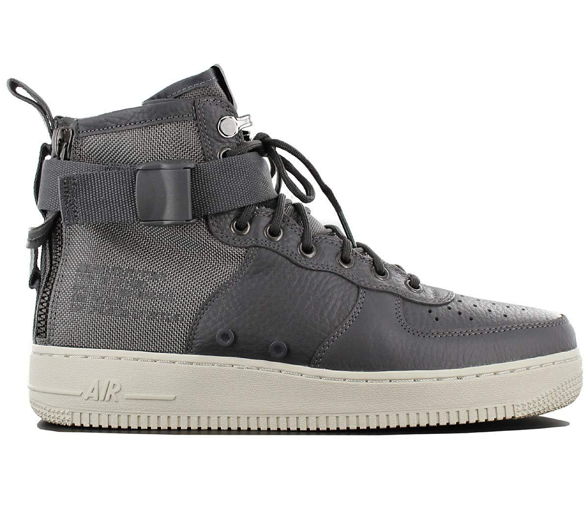 5bd3f0092 Galleon - Nike Men's SF AF1 Mid Basketball Shoe 11.5 Grey