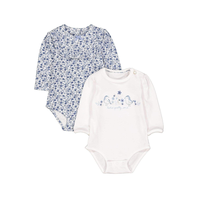 Mothercare T- Shirt Manches Longues Bébé Fille QD656