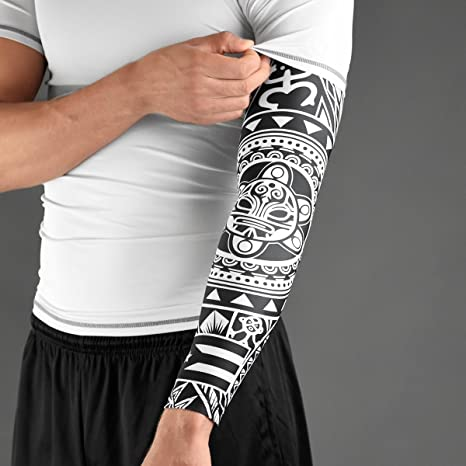 560d7215f8 Image Unavailable. Image not available for. Color: Oceanic Puerto Rico Arm  Sleeve