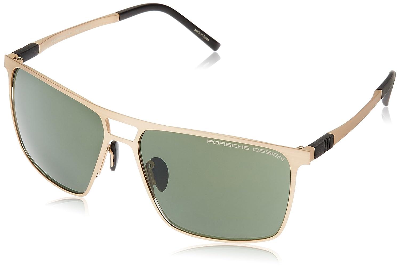9db62580dd Porsche Design Sonnenbrille (P8610 D 59)  Amazon.co.uk  Clothing