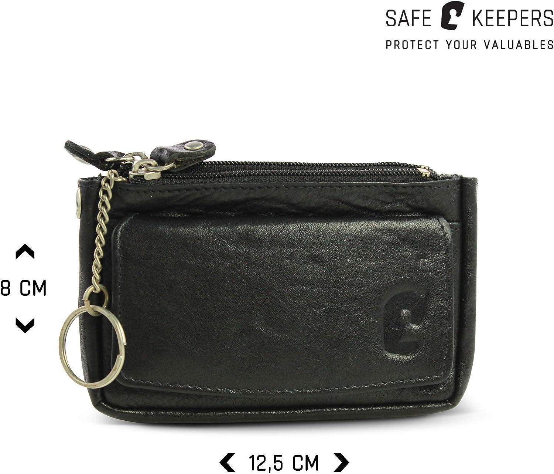 Leather Keycase Keyholder Safekeepers