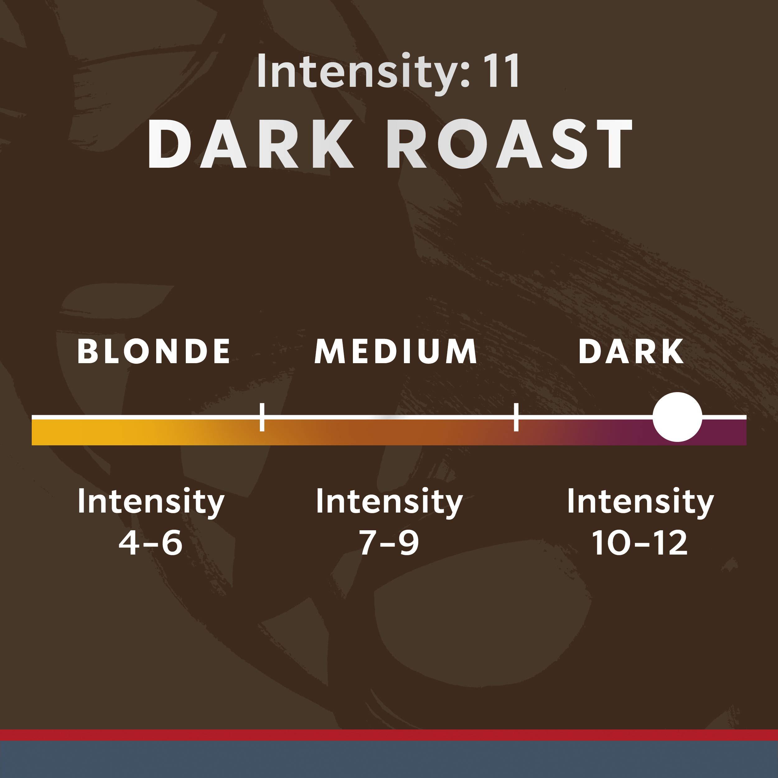 Starbucks by Nespresso, Decaf Espresso Dark Roast (50-count single serve capsules, compatible with Nespresso Original Line System) by Starbucks for Nespresso (Image #4)