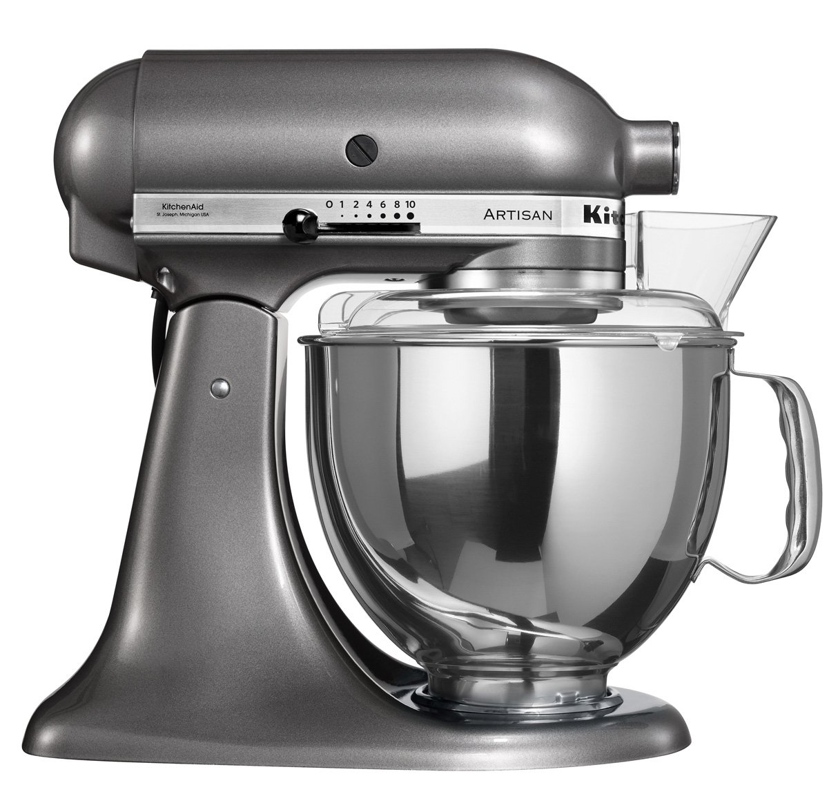 Amazon.de: KitchenAid 5KSM150PSEGR Küchenmaschine Serie \