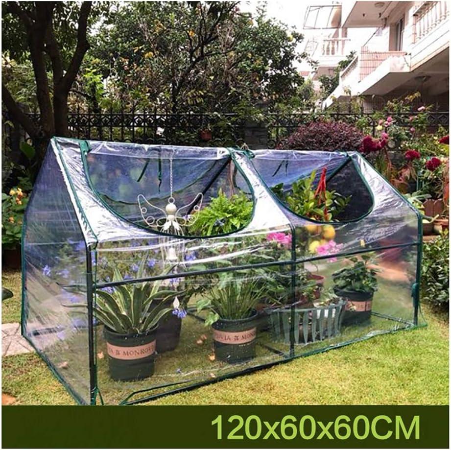 JIANFEI Funda Protectora Muebles Jardín Cubierta Malla Sombra De Red Impermeable Decoracion De Patio, 2 Tallas Puede Ser Personalizado (Color : Claro, Tamaño : 120x60x60cm): Amazon.es: Jardín
