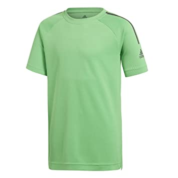 adidas Training Cool Camisa de Golf, Niños: Amazon.es: Deportes y aire libre