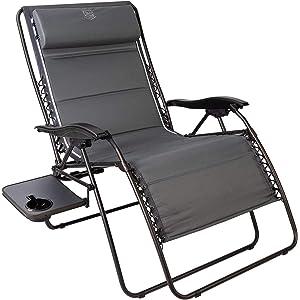 Timber Ridge Zero Gravity Adjustable Lawn Chair