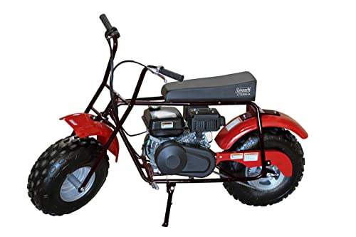 Coleman Powersports Ct200u-Ab Mini Bike Trail Scooter