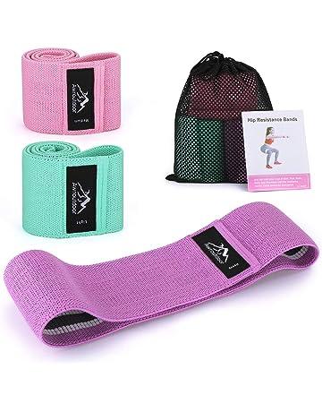 Bandas elásticas de pilates | Amazon.es