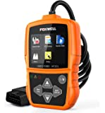 FOXWELL NT201 OBD2 Scanner Check Engine Light Car Code Reader OBD II Diagnostic Scan Tool (New Version)