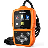 $44 » FOXWELL NT201 OBD2 Scanner Check Engine Light Car Code Reader OBD II Diagnostic Scan Tool…