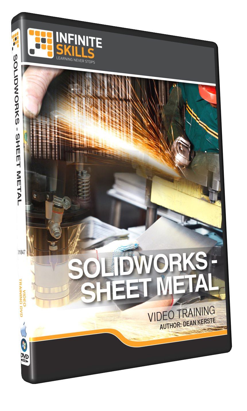 Solidworks Sheet Metal Training Dvd Ebay