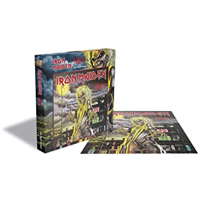Iron Maiden - Killers - 500pc Puzzle: Toys & Games