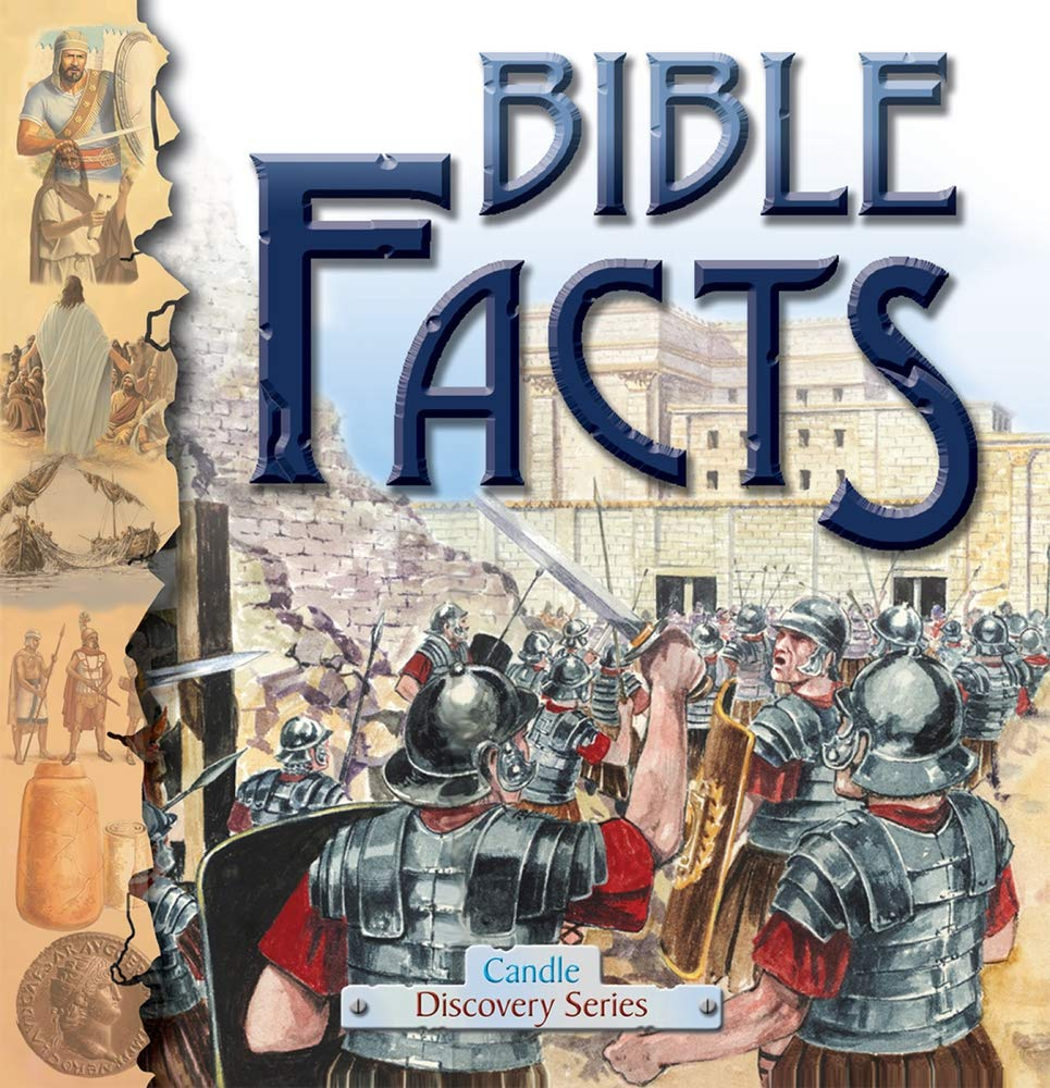 Download Bible Facts (Candle Discovery Series) pdf