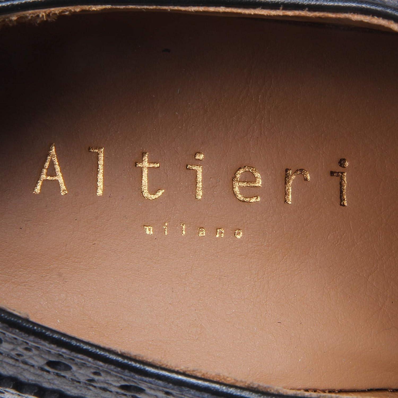 Altieri F5058 Scarpa herren Dark Dark Dark grau Delave Milano schuhe Inglese schuhe Man B07NGRXSG6  2a664a