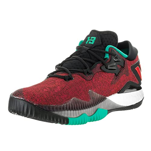 brand new fc656 b3a8a ... coupon code for adidas performance mens crazylight boost low 2016  basketball shoe 3762a f9a5d