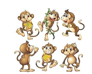 Naughty monkey amigurumi pattern - Amigurumi Today | 287x355