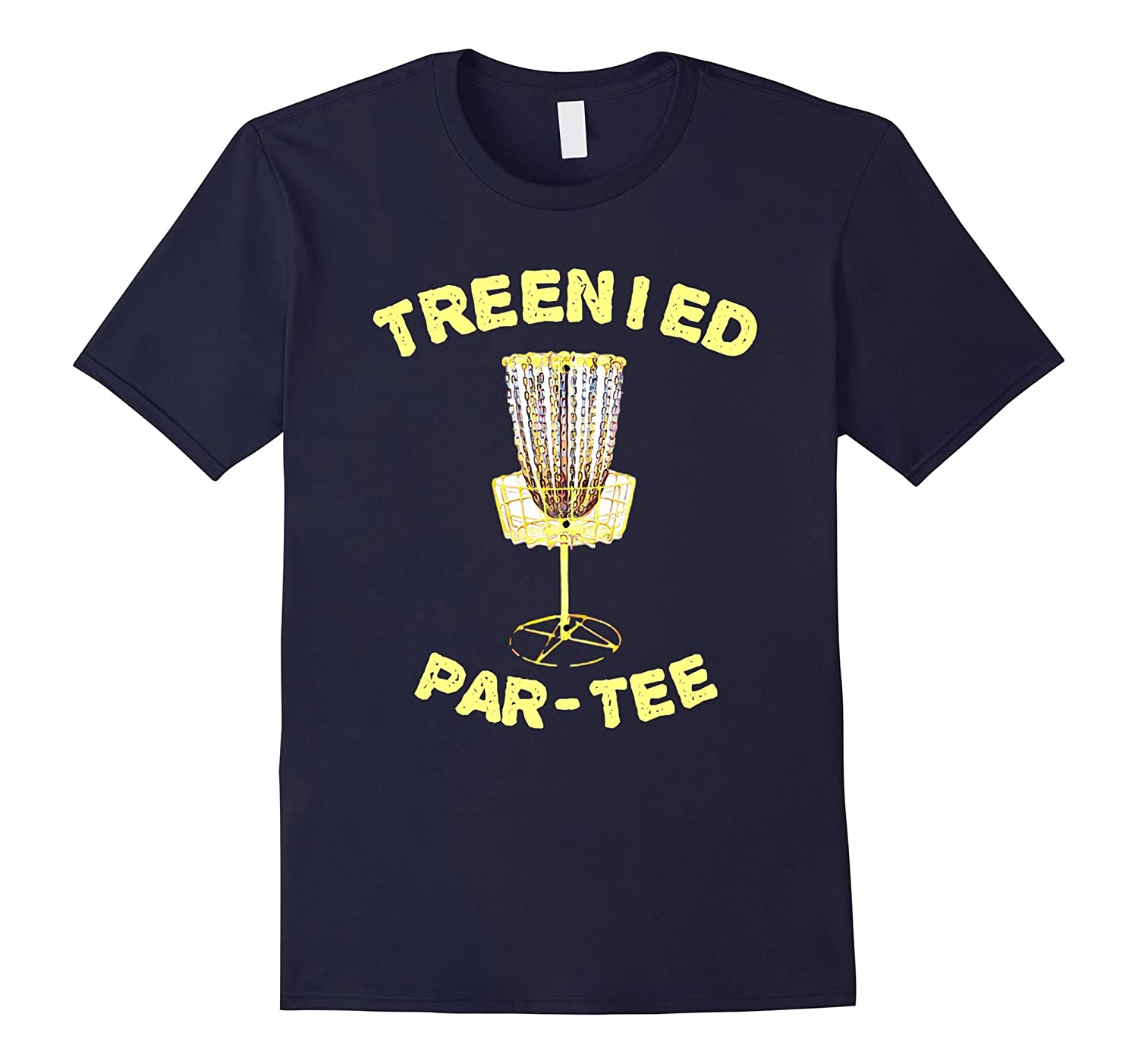 Disc Golf T Shirt Treenied Party Flying Disk Players Shirts-TH