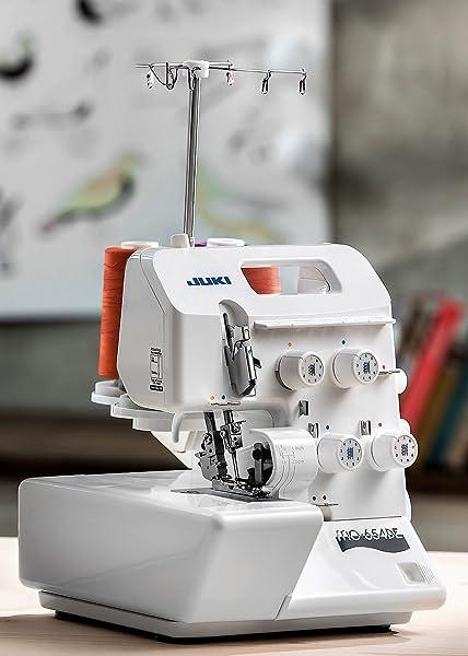 JUKI MO654DE Portable Thread Serger Sewing Machine Review
