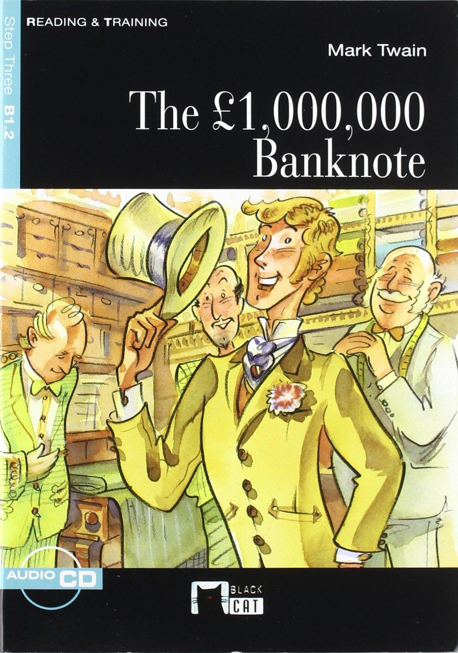 The £ 1.000.000 Bank Note+cd N/e Black Cat. reading And Training: Amazon.es: De Agostini Scuola Spa: Libros en idiomas extranjeros