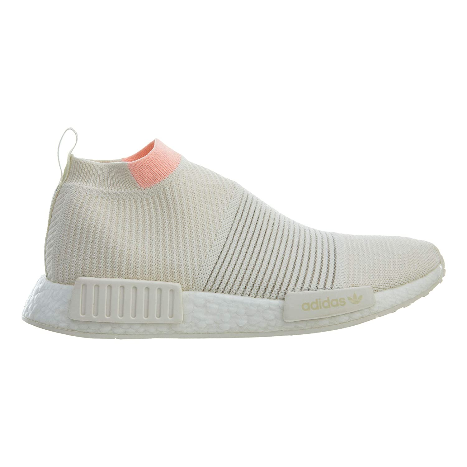 Consecutivo Tranquilidad de espíritu Énfasis  Buy Adidas Women's NMD_Cs1 Pk Running White Clear Orange Aq1136 6 M US  Footwear White/Clear Orange at Amazon.in
