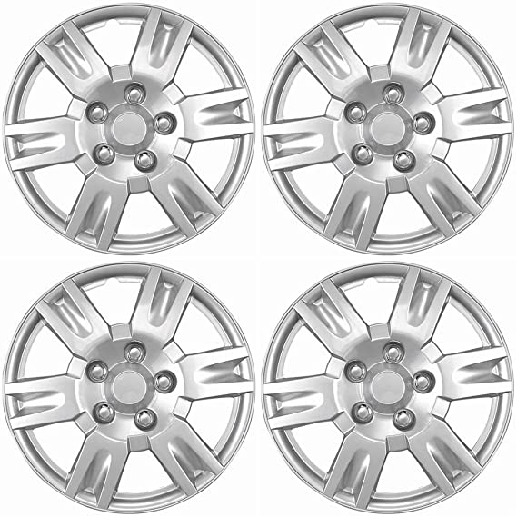 amazon oxgord hubcaps for nissan altima pack of 4 wheel 2006 Nissan Sports Car List amazon oxgord hubcaps for nissan altima pack of 4 wheel covers 16 inch 6 spoke snap on silver automotive