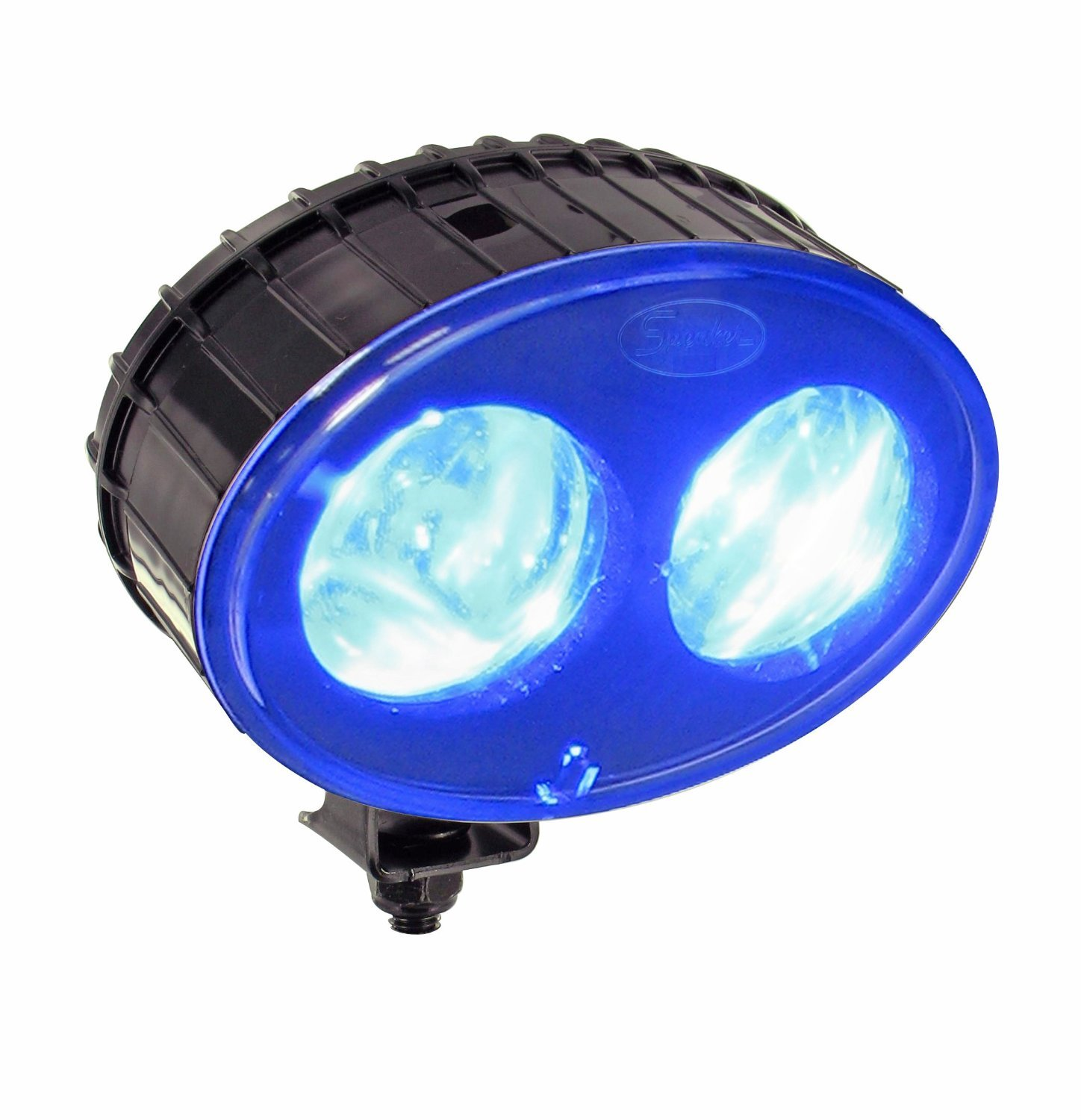 JW Speaker 770BLU Blue Safety Light, 12-48V LED, 9W