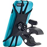 New 2020 Bicycle & Motorcycle Phone Mount - The Most Secure & Reliable Bike Phone Holder for iPhone, Samsung or Any…