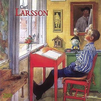 Calendario 2019 artista Carl Larsson - artista suedois ...