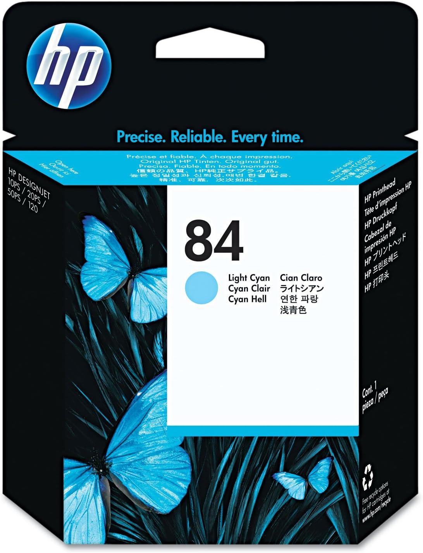 HP FS-C5020 a – Cartucho de tinta para DesignJet 10/20/50PS, Cian: Amazon.es: Oficina y papelería