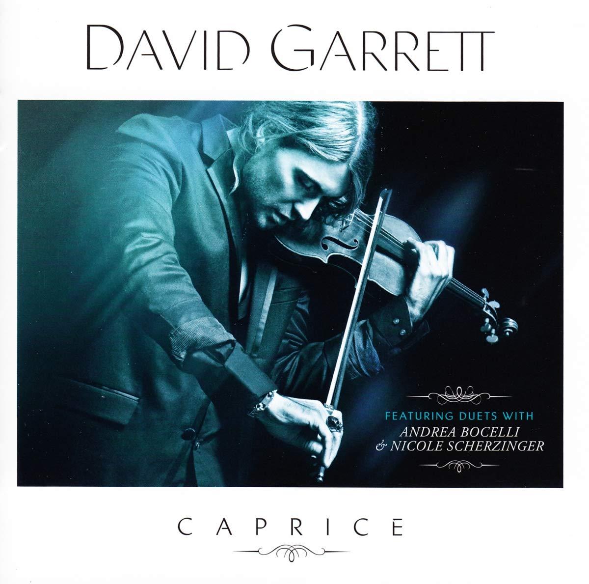 Caprice: David Garrett, Varios: Amazon.es: Música