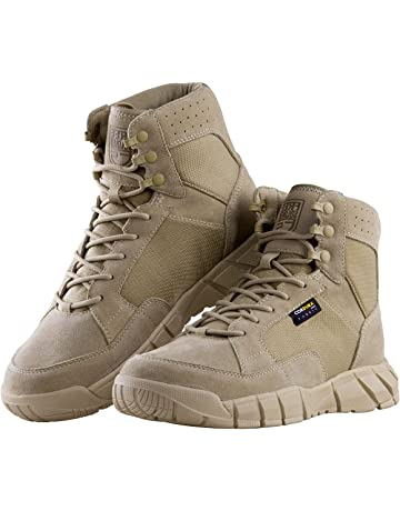 FREE SOLDIER Men s Tactical Boots 6