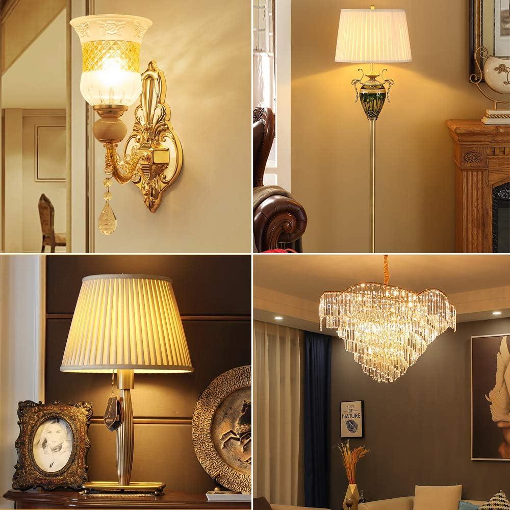 Bombilla LED Regulable E14, LED SES E14, 5W Equivalente a ...
